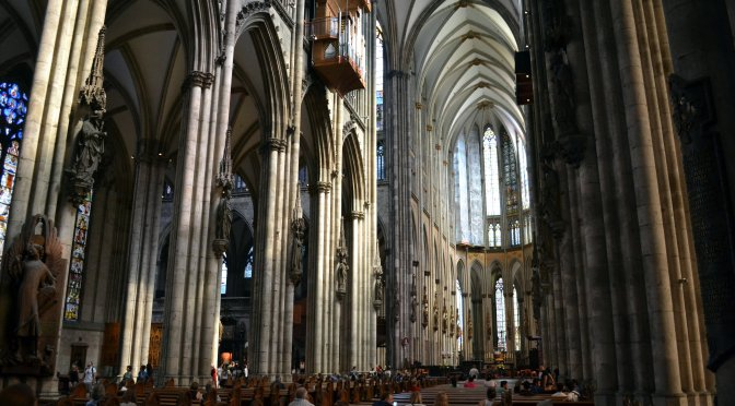Day trip to Cologne, Germany