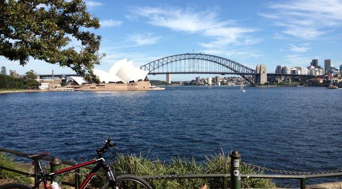 Goodbye Sydney and looking forward